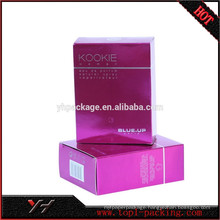 High quality paper box packaging luxury brand perfume box